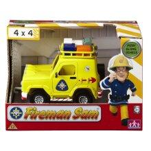 Fireman Sam Mountain Rescue 4x4 vehicle