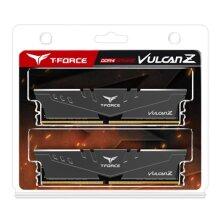 Team T-force Vulcan Z 32Gb Silver Heatsink 2 X 16Gb Ddr4 3200Mhz Dimm Syste TLZGD432G3200HC16CDC01