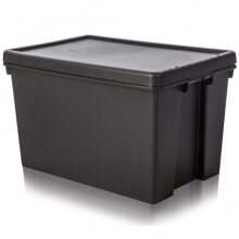 Pack of 2 - 62 Litre Wham Bam Heavy Duty Recycled Boxes with Lids