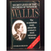 Wallis Secret Lives Of The Duchess Of Windsor - Used