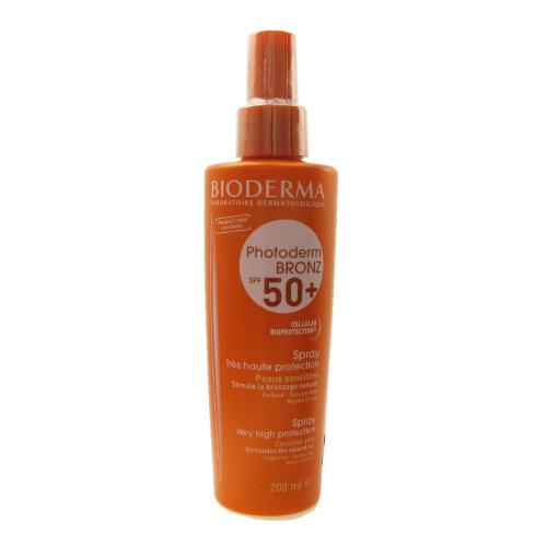 Bioderma Photoderm Bronz SPF 50 Spray 200ml