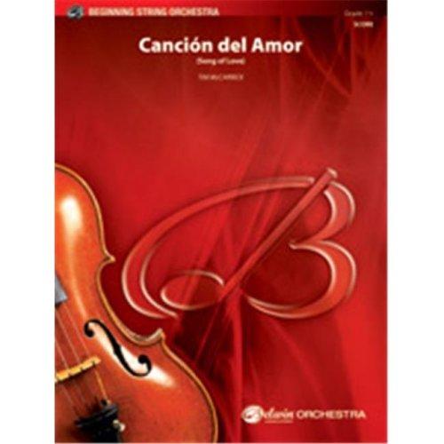 Alfred 00-38400 CANCION DEL AMOR-BBS