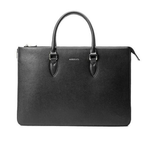 (Black) Maverick & Co. Limitless Voyage Briefcase