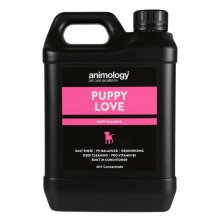 Animology Puppy Love Shampoo 2.5ltr