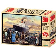 The Queen Mary 500pc