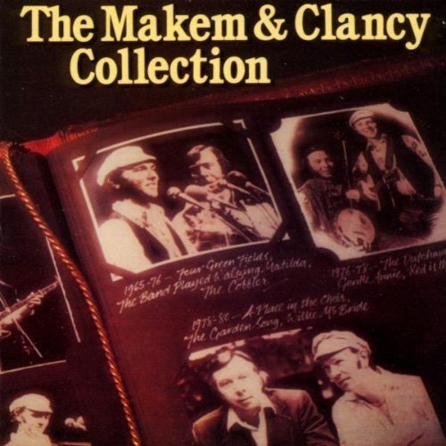 Makem Tommy/liam Clancy - Collection [CD]