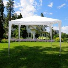 Home Discount Pop-Up Showerproof Gazebo | Outdoor Party Tent - 3 x 3m