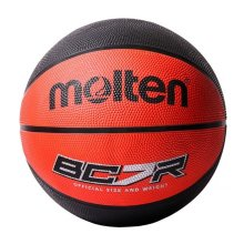 Molten BCR Indoor Outdoor Rubber Basketball Ball Red/Black