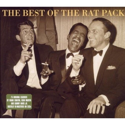 The Rat Pack - the Best of the Rat Pack [CD]