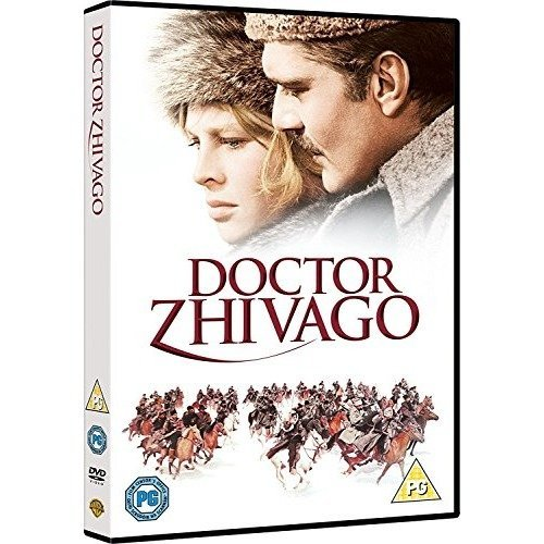 Doctor Zhivago DVD [2001]