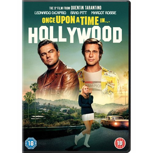Once Upon A Time In Hollywood DVD [2019]