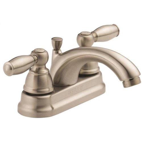 Lever Handles Lavatory Faucet