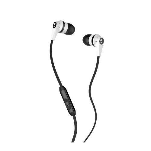 SKULLCANDY Ink'd 2.0 S21KDY-074 Headphones - White & Black, White & Black