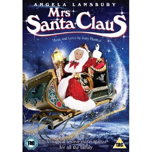 Mrs Santa Claus DVD [2010]