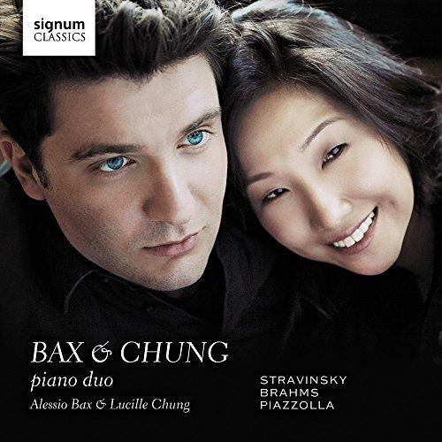 Alessio Bax - Bax and Chung: Piano Duo [CD]