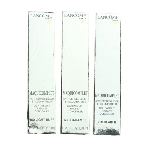 Lancome Maquicomplet Radiant Concealer .23oz/6.8ml New In Box