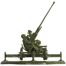 Zvezda Z6115 Soviet Anti-Aircraft Gun With Crew Model Kit