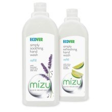 Mizu Mizu Simply Soothing Hand Wash with Lavender - 5l