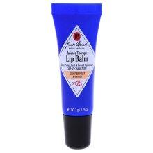 Jack Black Intense Therapy Lip Balm SPF 25 - Grapefruit and Ginger - 0.25 oz Lip Balm
