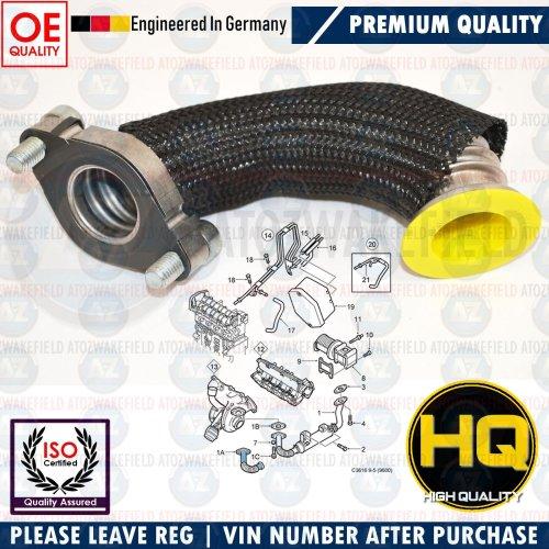 1x OE Quality EGR Valve Ford Transit MK7 WATER COOLED 9C1Q-9D475-AB 1673226