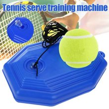 Tennis Trainer Rebound Ball Equipment Base Self-Study Practice Training Tool for Kids Player Beginner
