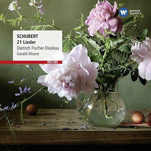 Dietrich Fischer-dieskau/geral - Schubert: Lieder [CD]