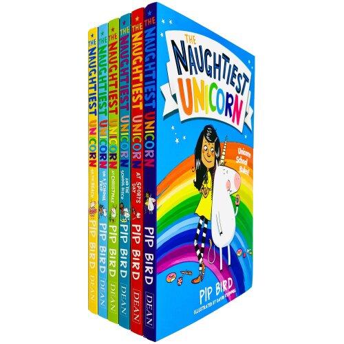 The Naughtiest Unicorn Series 6 Books Collection Set