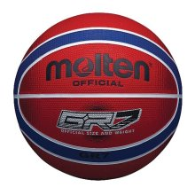 Molten GR7X Indoor Outdoor Rubber Basketball Ball Red/Blue