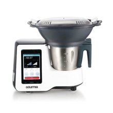 Gourmia GKM9000 Multi-Cooker Kitchen Machine Cuts, Mixes, and Cooks