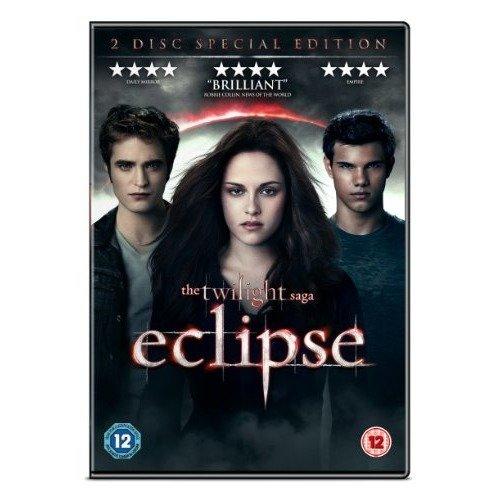 The Twilight Saga - Eclipse DVD [2010]