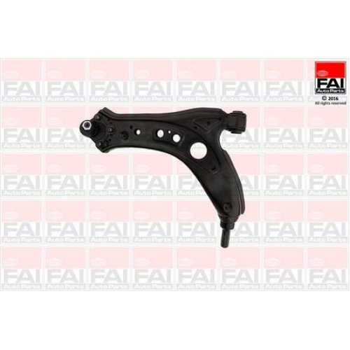 Front Left FAI Wishbone Suspension Control Arm SS1276 for Volkswagen Polo 1.4 Litre Petrol (04/06-08/06)
