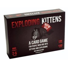 Exploding Kittens: Nsfw Edition | Explicit Content Adults Only Card Game