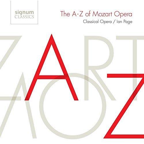 Classical Opera - The A-Z of Mozart Opera [CD]