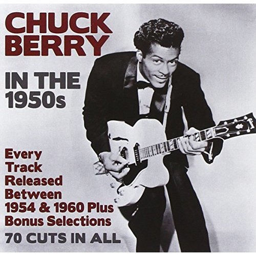 Chuck Berry - In The 1950s [3CD Box Set] [CD]