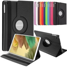 Case For Samsung Tab A7 10.4 2020 Rotating 360 Stand Leather Folio Cover