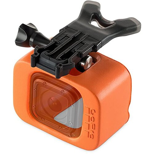 GoPro Bite Mount with Floaty for HERO Session Camera - Black