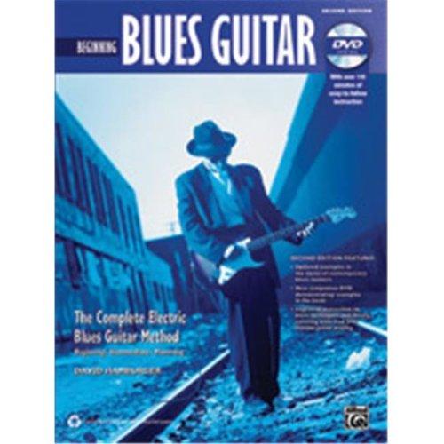 Alfred 00-40880 BLUES BEGINNING GTR 2ND ED-BK&DVD