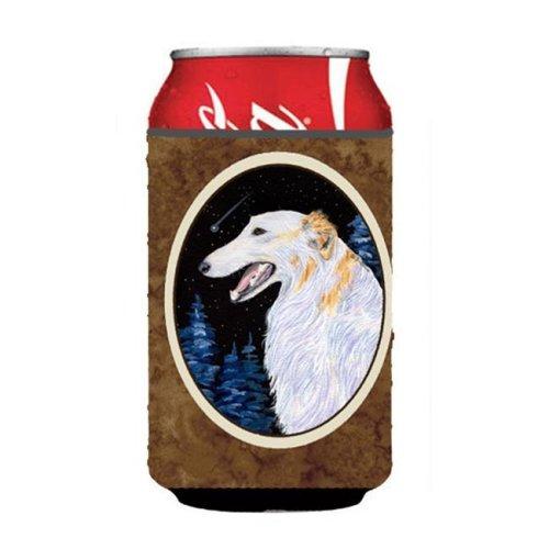 Borzoi Can Or bottle sleeve Hugger