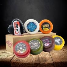 The Chuckling Cheese Company Rainbow Cheese Box