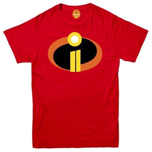 (2-3 YEARS) Kids Adults The Incredibles 2 Superhero T-Shirt