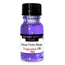 Ancient Wisdom Deep Violet Musk Fragrance Oil