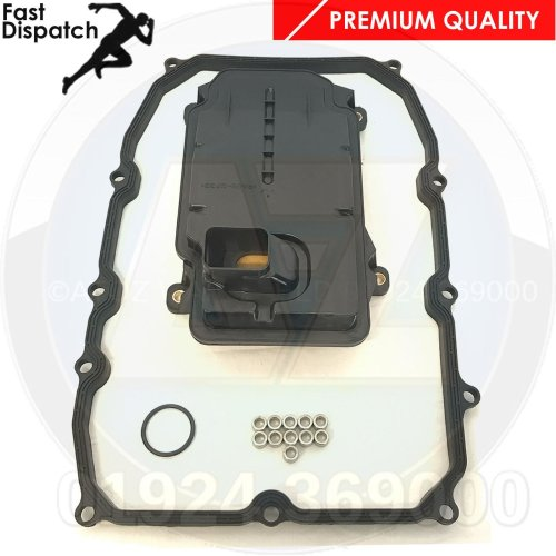 FOR AUDI Q7 4.2 TDI 0C8 8 SPEED AUTOMATIC TRANSMISSION GEARBOX FILTER KIT 09-15