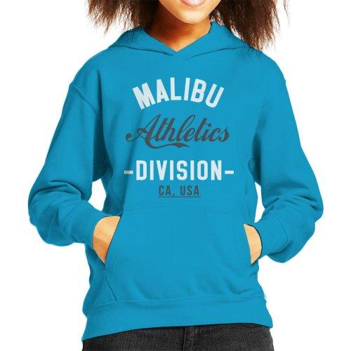 Malibu Athletics Division Kid's Hooded Sweatshirt