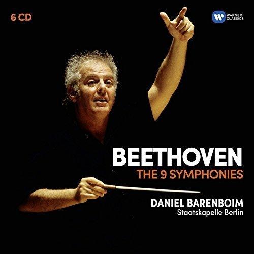 Staatskapelle Berlin - Beethoven: The 9 Symphonies [CD]