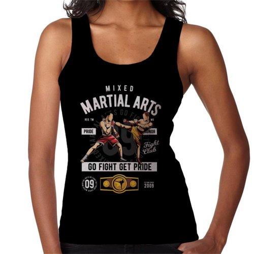 Mixed Martial Arts Women's Vest