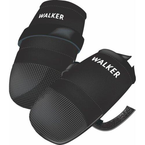 Walker Care Protective Boots, S, 2 Pcs., Black - Trixie Dog Boots Paw Shoe -  trixie dog walker care protective boots paw shoe protection sizes