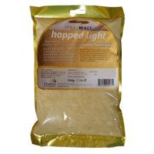 Muntons Spraymalt HOPPED LIGHT 500g Pack / Pouch - Malt Extract - Beer Making - Homebrew