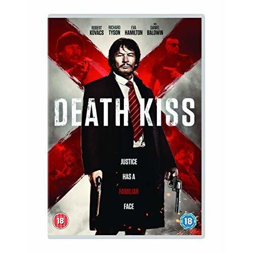 Death Kiss DVD [2019]