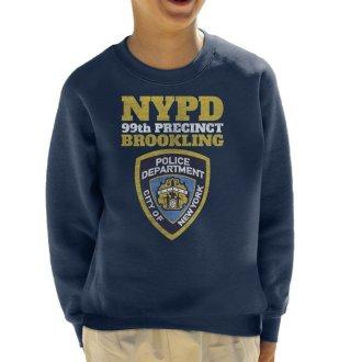 Brookling 99th Precinct Brooklyn Nine Nine Kid's Sweatshirt
