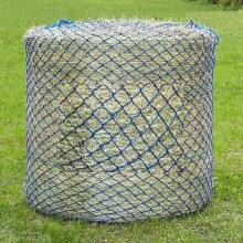 Round Bale Haynet Small Holes 50mm Slow Feed Hay Net 2.5 M x 1.5M
